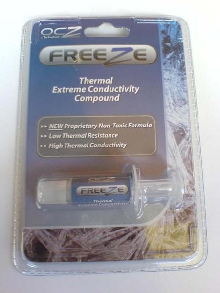 OCZ Freeze